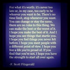 A Saying Worth Sharing